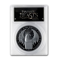 2017 1 oz Silver Fantastic Beasts PR-69 DCAM PCGS (FirstStrike®)