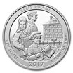 2017 5 oz Silver ATB Ellis Island National Monument, NJ
