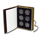 2017 6-Coin Silver Set - Biblical Series (Random Serial #'s)
