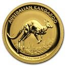 2017 Australia 1/10 oz Gold Kangaroo BU
