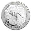 2017 Australia 1 oz Silver Kangaroo BU