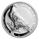 2017 Australia 1 oz Wedge-Tailed Eagle Silver BU