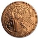 2017 Austria Copper 10 Euros Guardian Angels (Michael)