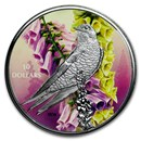 2017 Canada 1/2 oz Silver $10 Birds Among Nature: Purple Martin