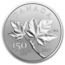 2017 Canada 1/2 oz Silver $10 Maple Leaf