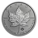2017 Canada 1 oz Platinum Maple Leaf BU