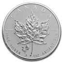2017 Canada 1 oz Silver Maple Leaf Lunar Rooster Privy BU
