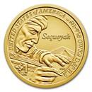2017-D Native Amer $1 - Sequoyah BU