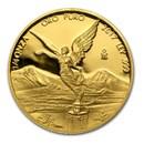 2017 Mexico 1/4 oz Proof Gold Libertad