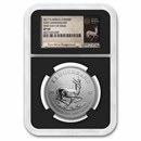 2017 South Africa 1 oz Silver Krugerrand SP-69 NGC (FDI)