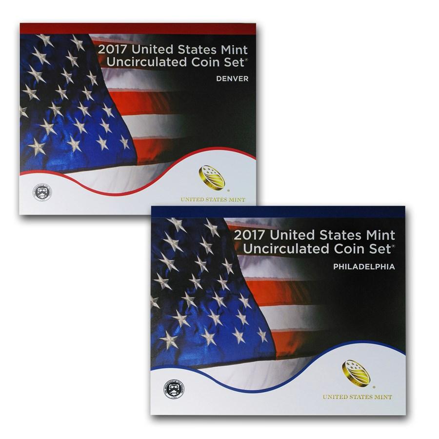 2017 U.S. Mint Set
