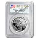 2017-W 1 oz Proof American Platinum Eagle PR-70 PCGS (FS)