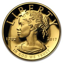 2017-W High Relief American Liberty Gold Proof (w/Box and COA)