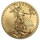 2018 1/2 oz Gold American Eagle BU