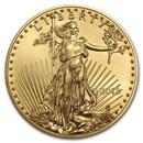 2018 1/4 oz American Gold Eagle BU