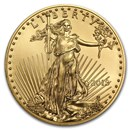 2018 1/4 oz Gold American Eagle BU