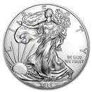 2018 1 oz American Silver Eagle BU