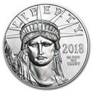 2018 1 oz Platinum American Eagle BU