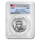 2018 1 oz Platinum American Eagle MS-70 PCGS (FirstStrike®)