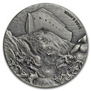 2018 2 oz Silver Coin - Biblical Series (Noah's Dove)