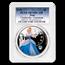2018-2019 Niue 4-Coin Silver $2 Princess PR-70 PCGS (COA #3)