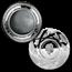 2018 AUS 1 oz Silver 3-Coin Earth and Beyond Set PR-70 PCGS (FS)