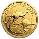 2018 Australia 1 oz Gold Kangaroo BU
