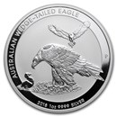 2018 Australia 1 oz Silver Wedge-Tailed Eagle BU