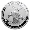 2018 Australia 1 oz Silver Wedge-Tailed Eagle BU