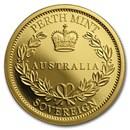 2018 Australia Gold Sovereign Proof