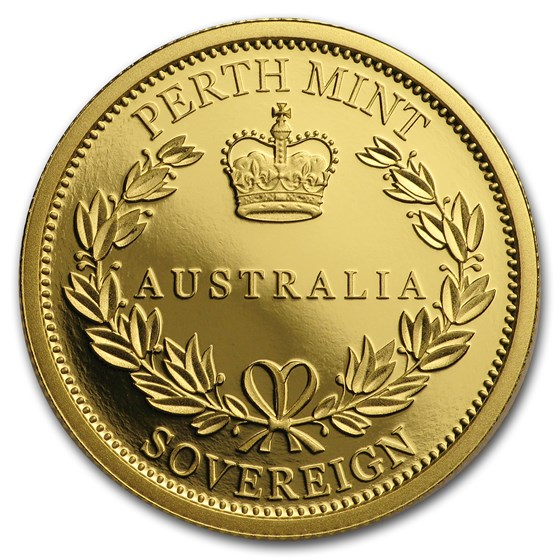 2018 Australia Gold Sovereign Proof