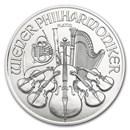 2018 Austria 1 oz Platinum Philharmonic BU