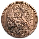 2018 Austria Copper €10 Guardian Angels (Uriel)