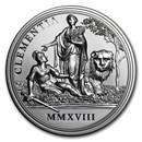 2018 Austria Silver €20 Maria Theresa (Clemency)