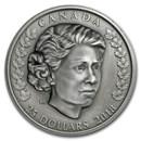 2018 Canada 1 oz Ag $25 Queen Elizabeth II: The New Queen