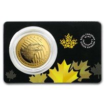 2018 Canada 1 oz Golden Eagle .99999 BU (Assay Card)
