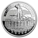 2018 Canada 1 oz Silver $20 A Nation's Mettle: The Dieppe Raid