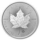 2018 Canada 1 oz Silver Incuse Maple Leaf BU