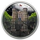 2018 Canada 2 oz Silver $30 110th Anniversary of the RCM