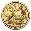 2018-D American Innovation $1 - First Signed Patent BU
