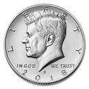 2018-D Kennedy Half Dollar BU