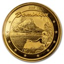 2018 Dominica 1 oz Gold Nature Isle BU
