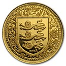 2018 Gibraltar 1/5 oz Gold Royal Arms of England BU