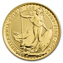 2018 Great Britain 1 oz Gold Britannia BU