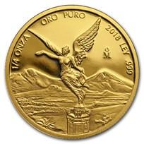2018 Mexico 1/4 oz Proof Gold Libertad