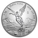 2018 Mexico 1 kilo Silver Libertad BU (In Capsule)