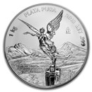 2018 Mexico 1 kilo Silver Libertad Proof Like (w/Box & COA)