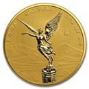 2018 Mexico 1 oz Reverse Proof Gold Libertad