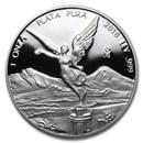 2018 Mexico 1 oz Silver Libertad Proof (In Capsule)