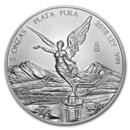 2018 Mexico 5 oz Silver Libertad BU